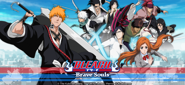 Bleach: Brave Souls is coming to PS4 this year