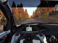 We play two hours of Dirt 4 on a Fanatec racing wheel