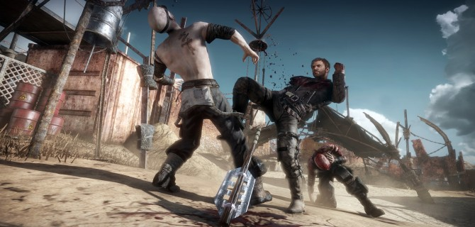Mad Max old-gen versions confirmed as cancelled