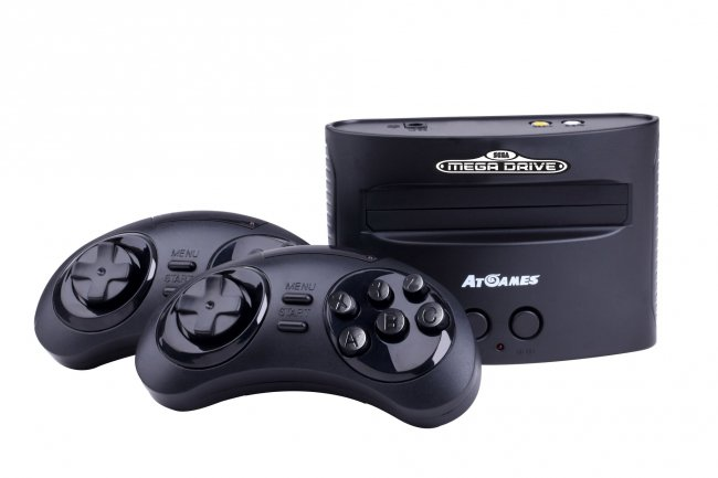 Mega-Drive is being reborn in console and handheld format