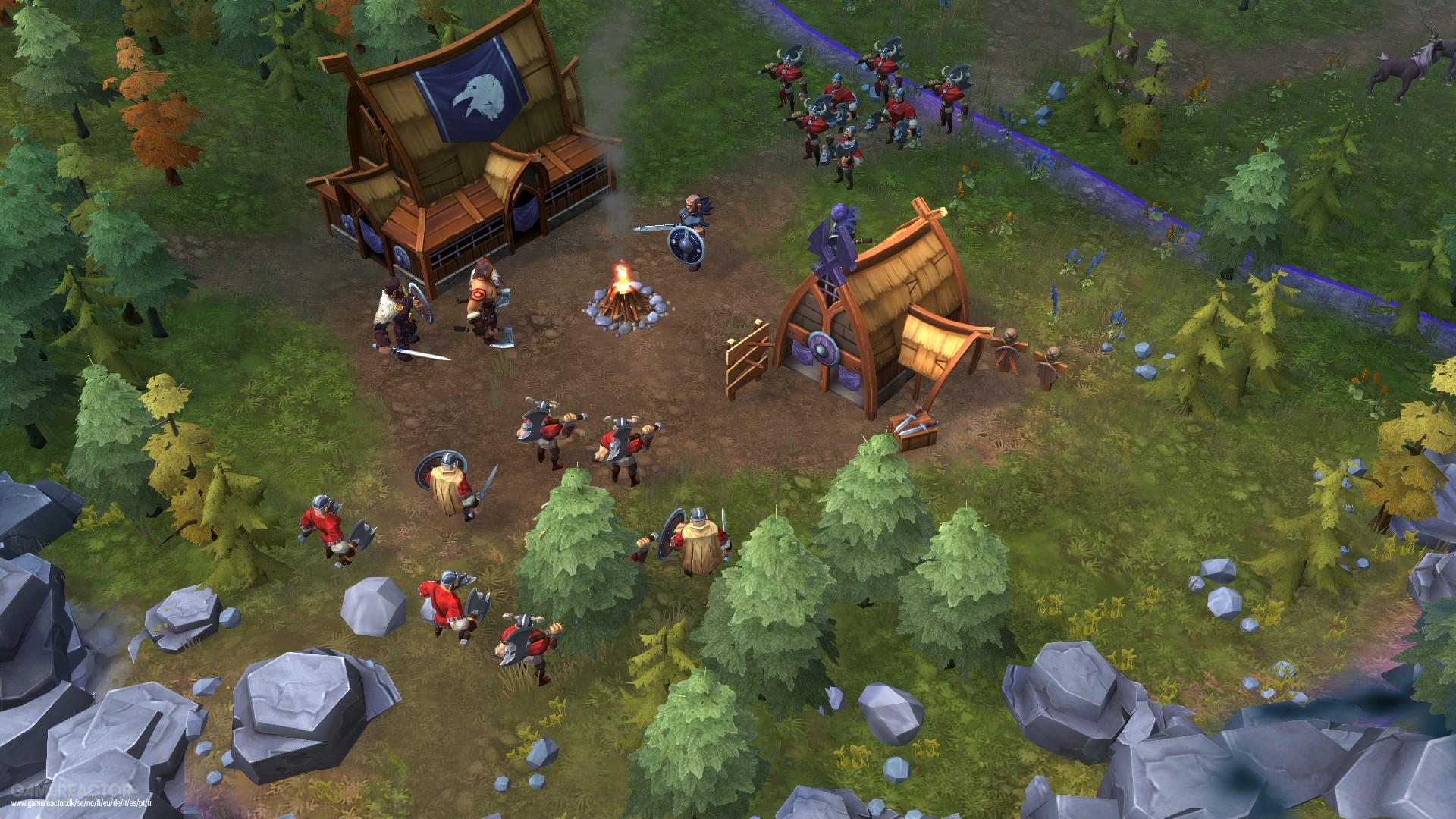 Northgard Review - Gamereactor