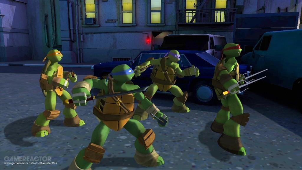 Pictures Of Teenage Mutant Ninja Turtles 46