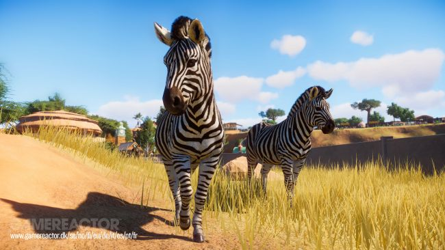 Planet Zoo trailer reveals beta test running next month