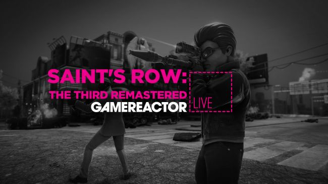 We're revisiting Saints Row: The Third on today's stream