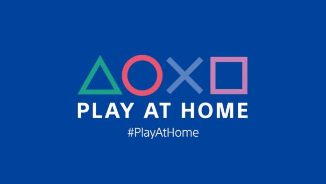 Sony's Play at Home program is back