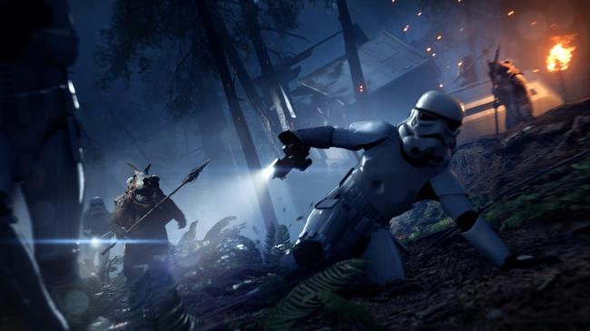 Cancelled next-gen Star Wars game revealed