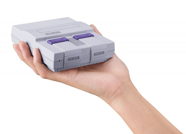 Super NES Classic Edition made official