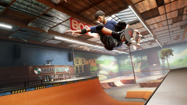 Tony Hawk's Pro Skater 1 + 2 ollies its way to Switch in June