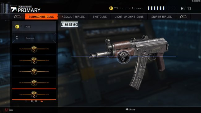 Two Classic Call Of Duty Weapons Added To Black Ops 3 Call Of Duty