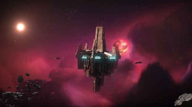 Halo assets discovered in Stellaris: Galaxy Command