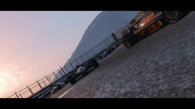 Open-wheeled racing slaloms into GTA Online