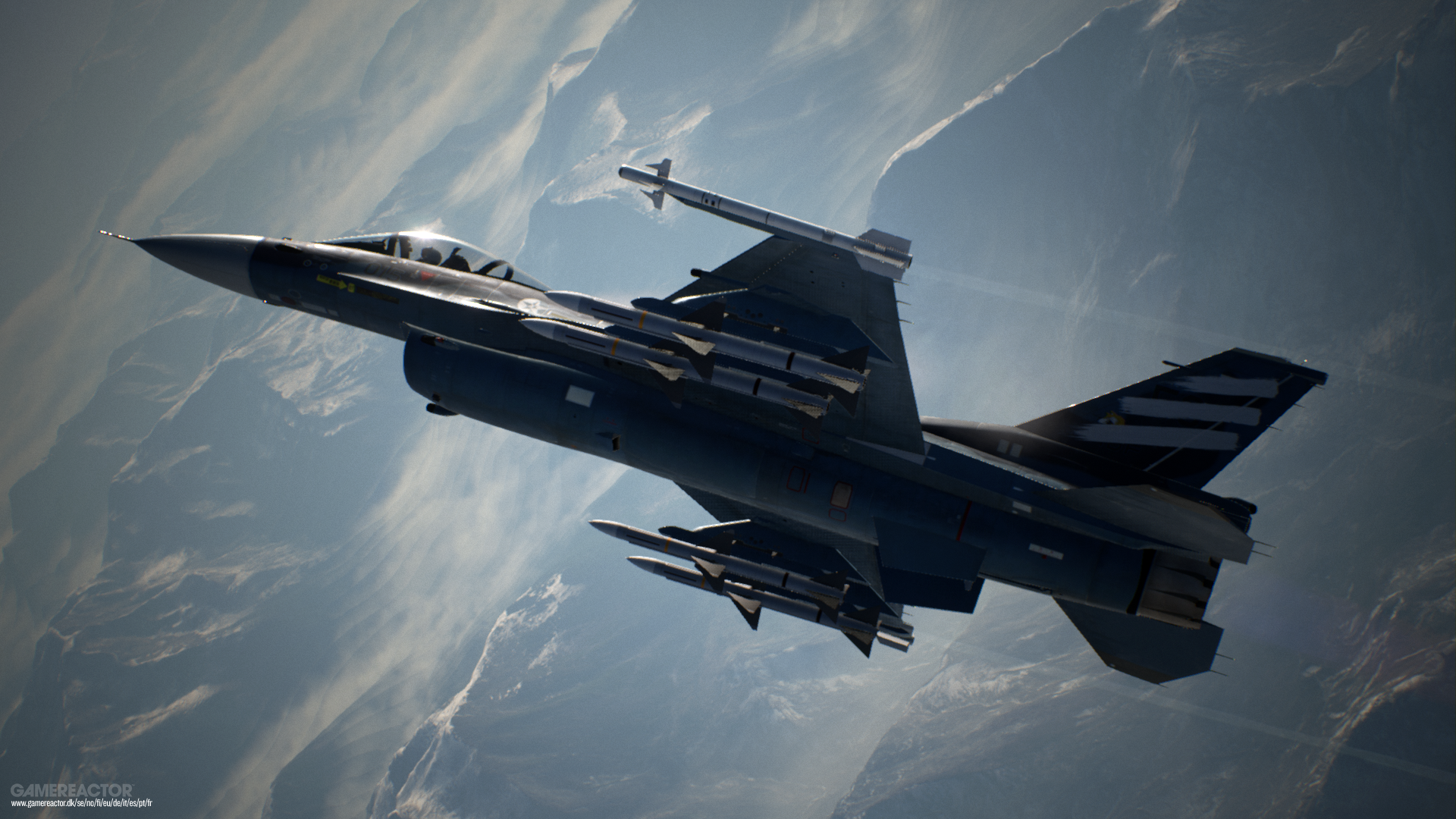 Ace Combat 7: Unknown Skies is native 4K on PC - Ace Combat