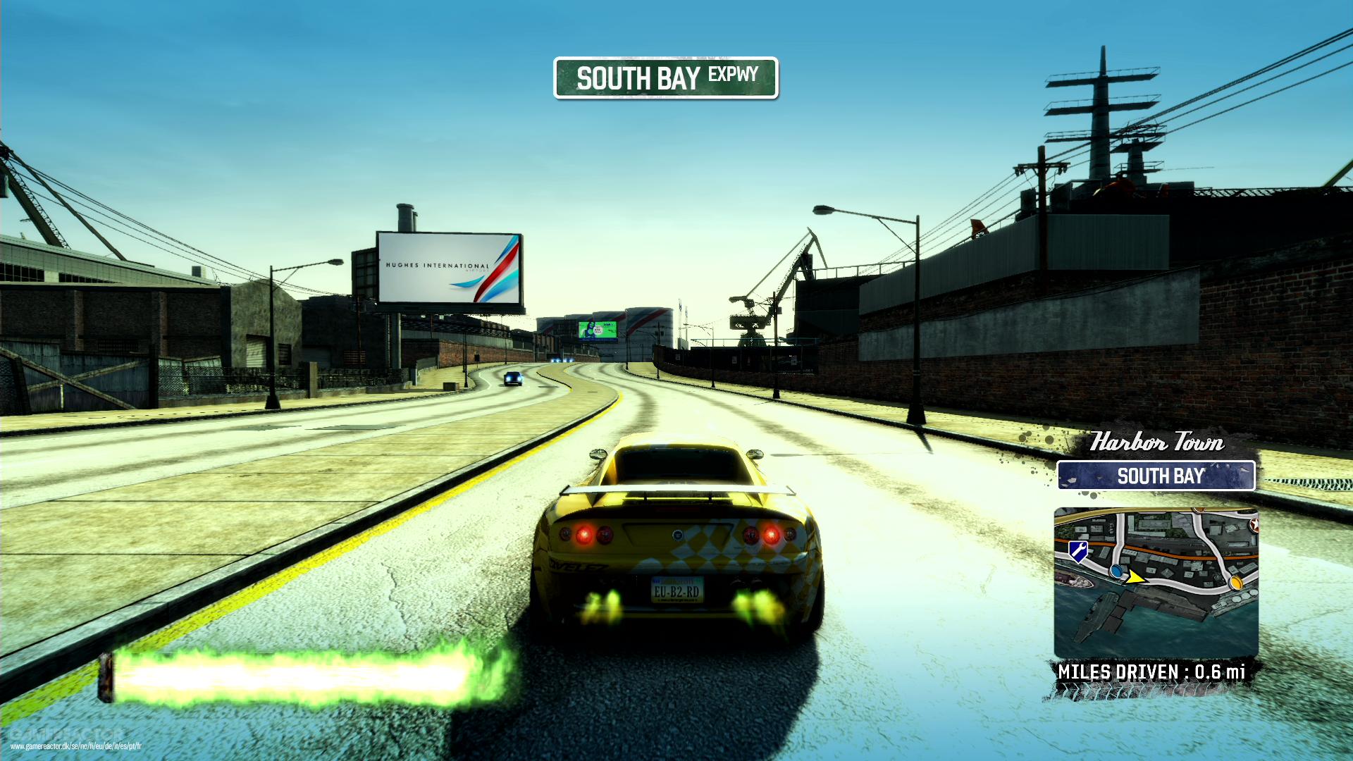 Burnout Paradise Remastered Review - Gamereactor