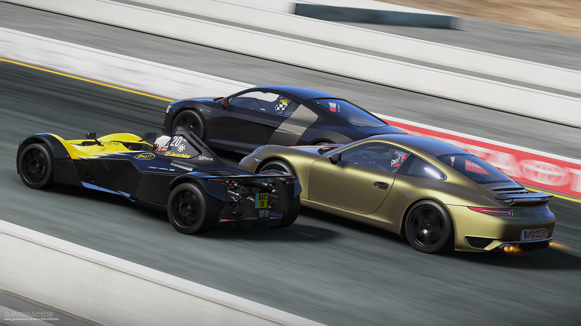 pictures of project cars complete car list revealed 2/11
