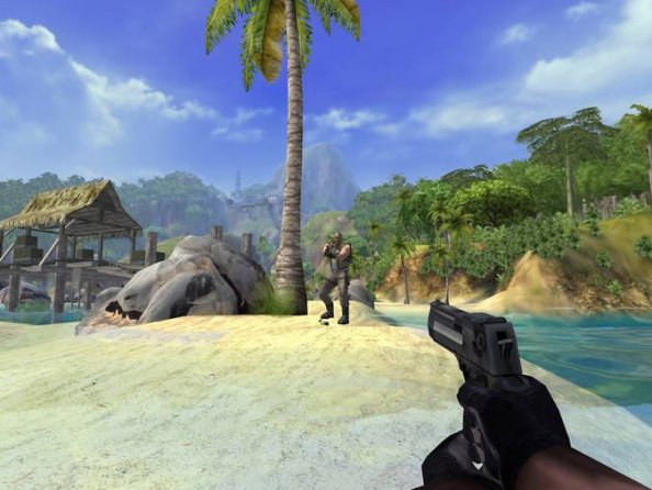 Far Cry HD remake revealed