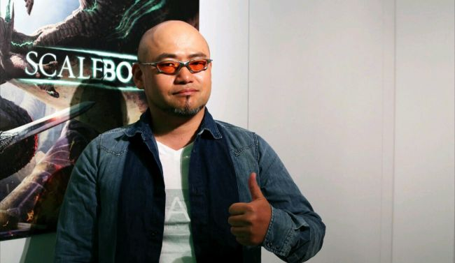 Kamiya: Bayonetta 3's development is still