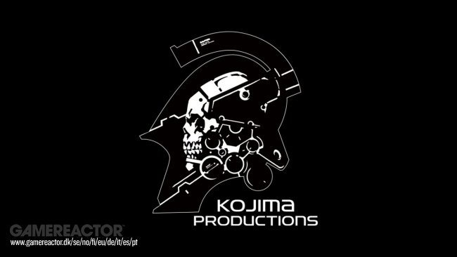 Kojima Productions unveils new logo video
