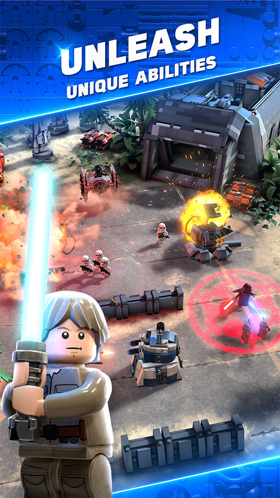 Lego Games 2020.Pictures Of Lego Star Wars Battles Headed To Mobile In 2020 5 5