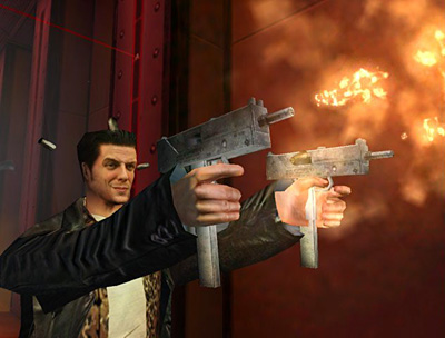 Max Payne and Alan Wake lead actors will appear in Control