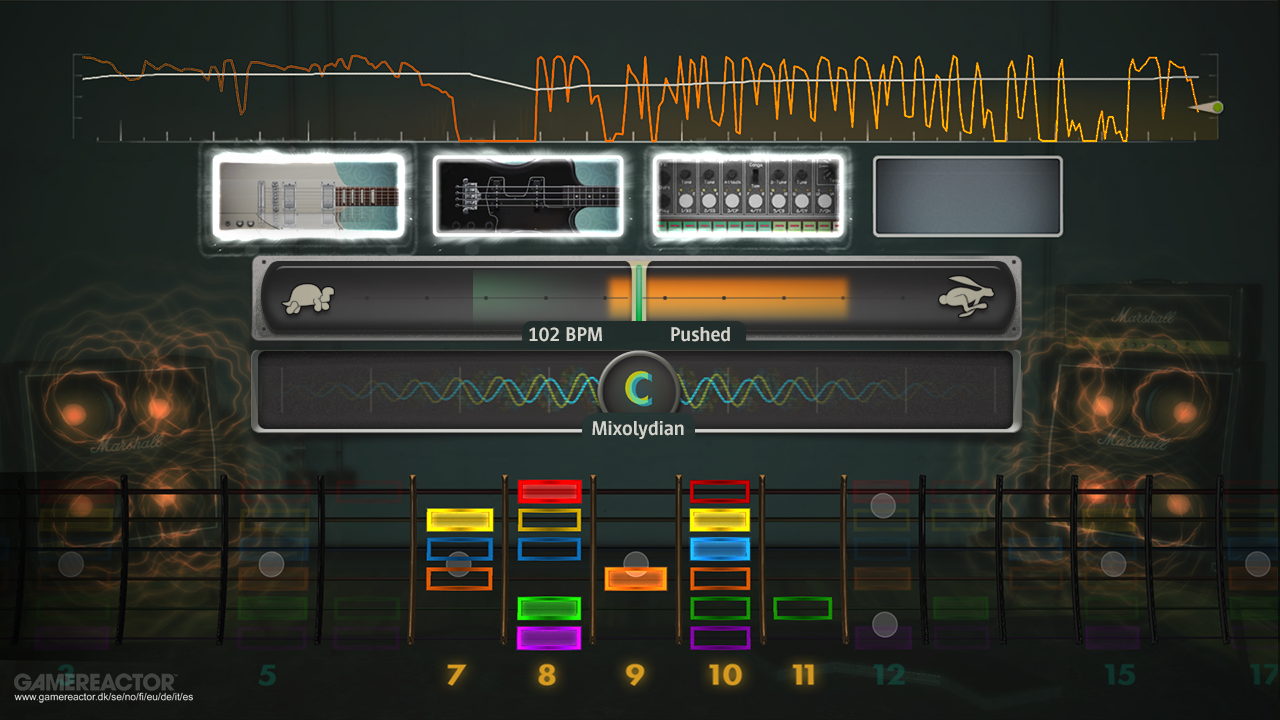 rocksmith 2014 complete track list