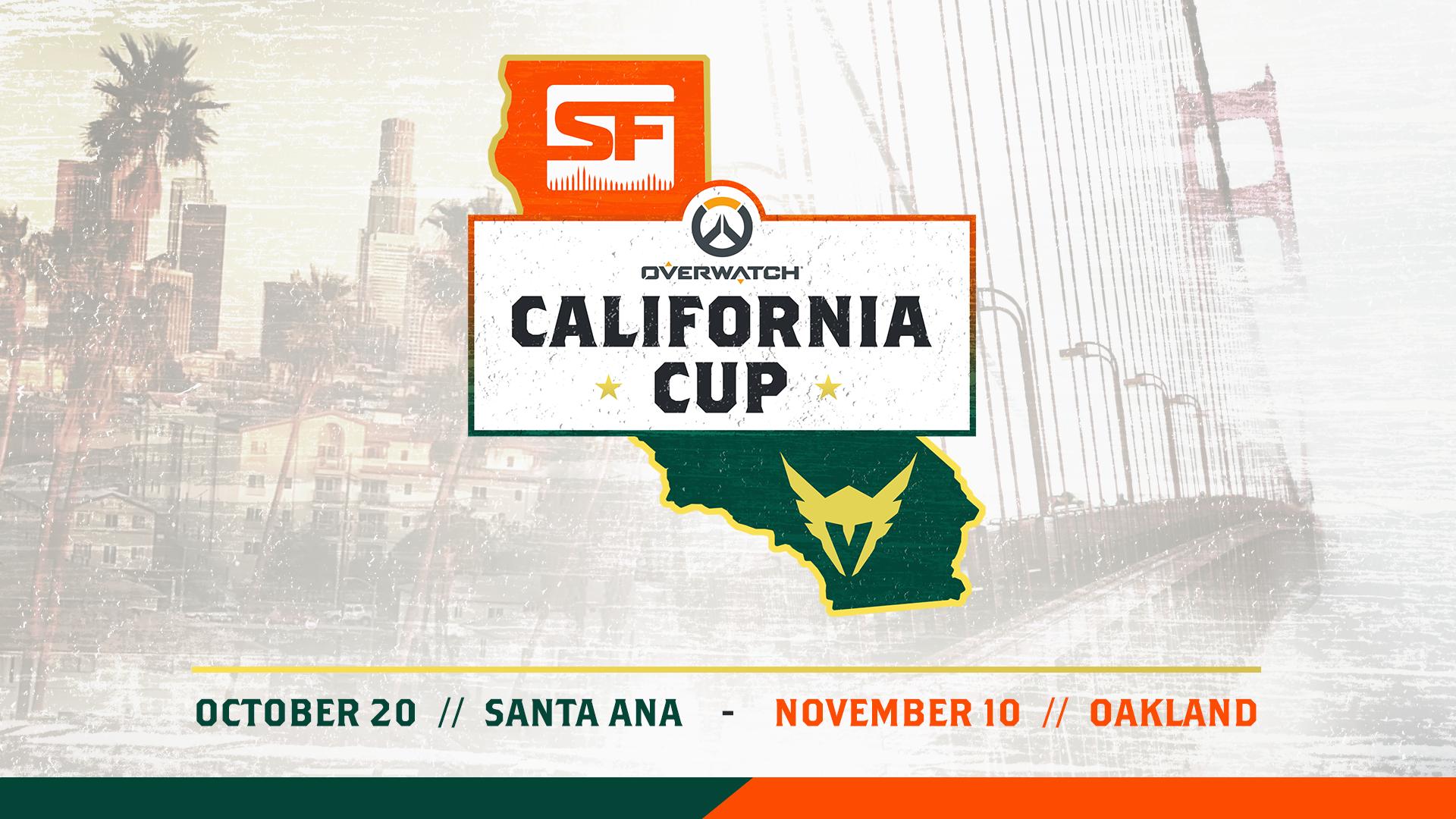 San Francisco Shock and LA Valiant partner for California Cup