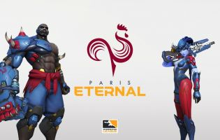 Paris Eternal and Guangzhou Charge OWL teams announced