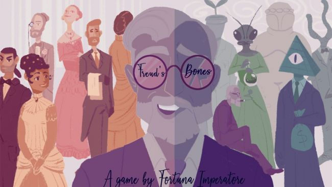 Kickstarter game Freud's Bones is all about Sigmund
