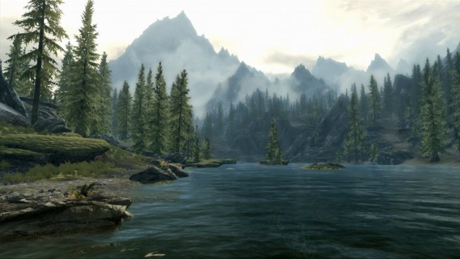 Six new Skyrim shots