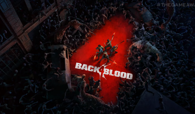 Back 4 Blood trailer details improvements from Left 4 Dead