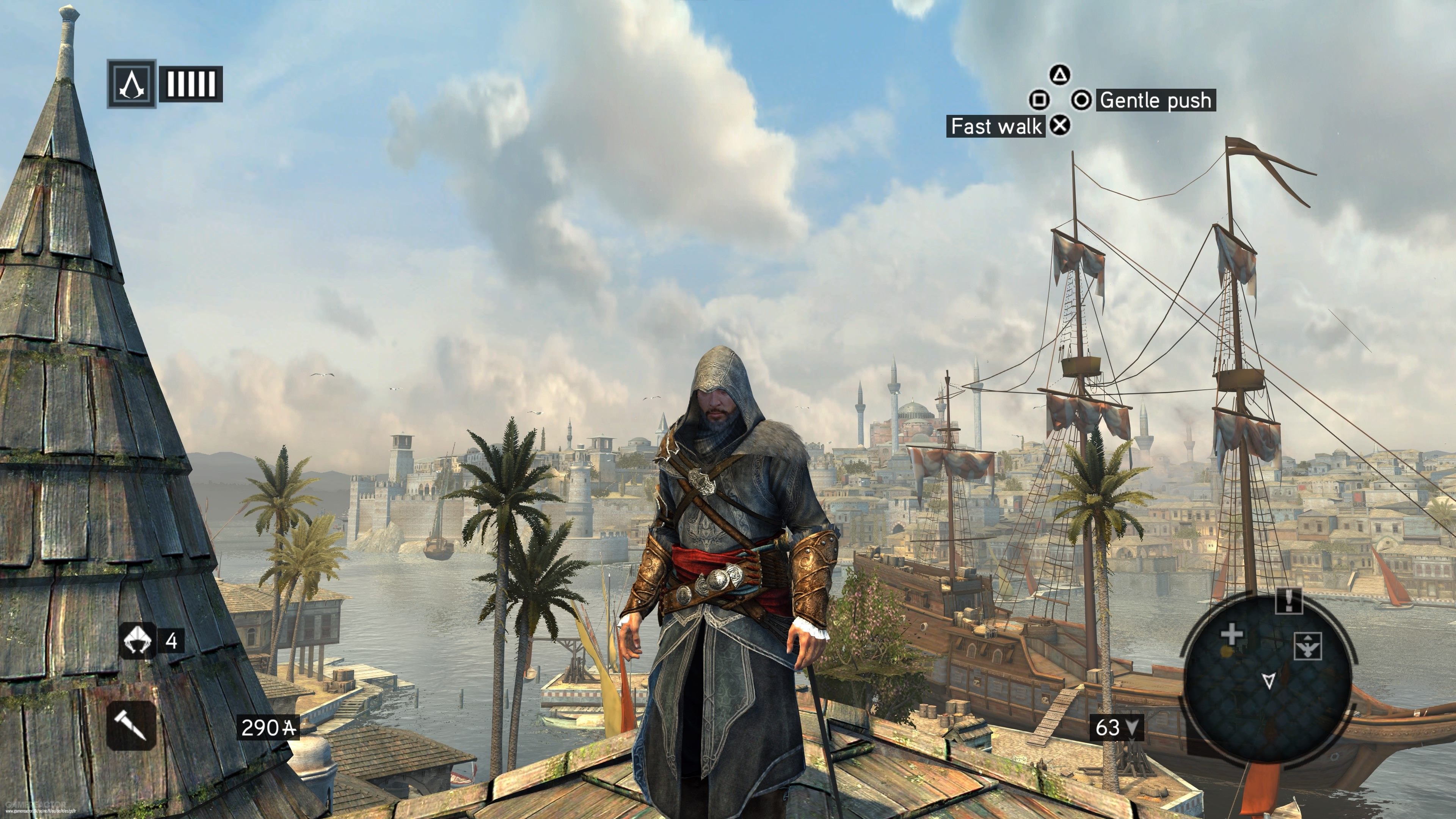 Assassin S Creed The Ezio Collection Review Gamereactor