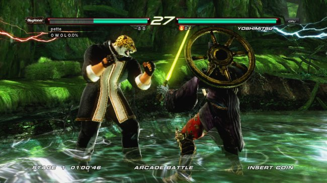 Tekken 6 Review Gamereactor