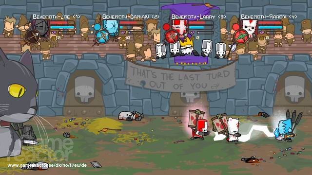 1Castle Crashers Trainer
