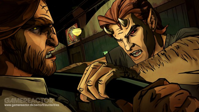 GR Live: We're playing The Wolf Among Us