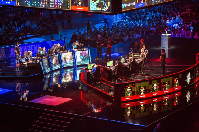 Riot Games talk about the ups and downs of esports