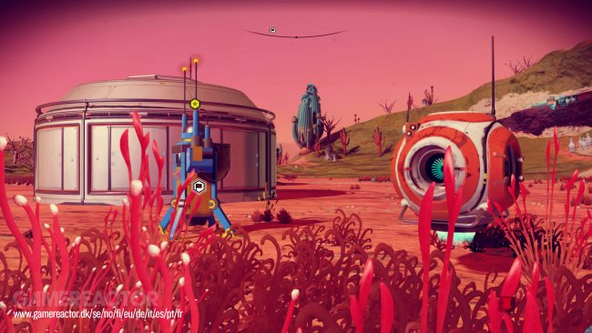 Two hours of No Man's Sky's survival mode