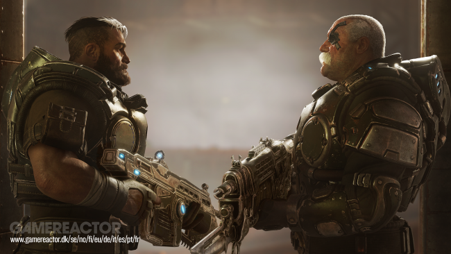 Here are plenty of new screenshots from Gears Tactics