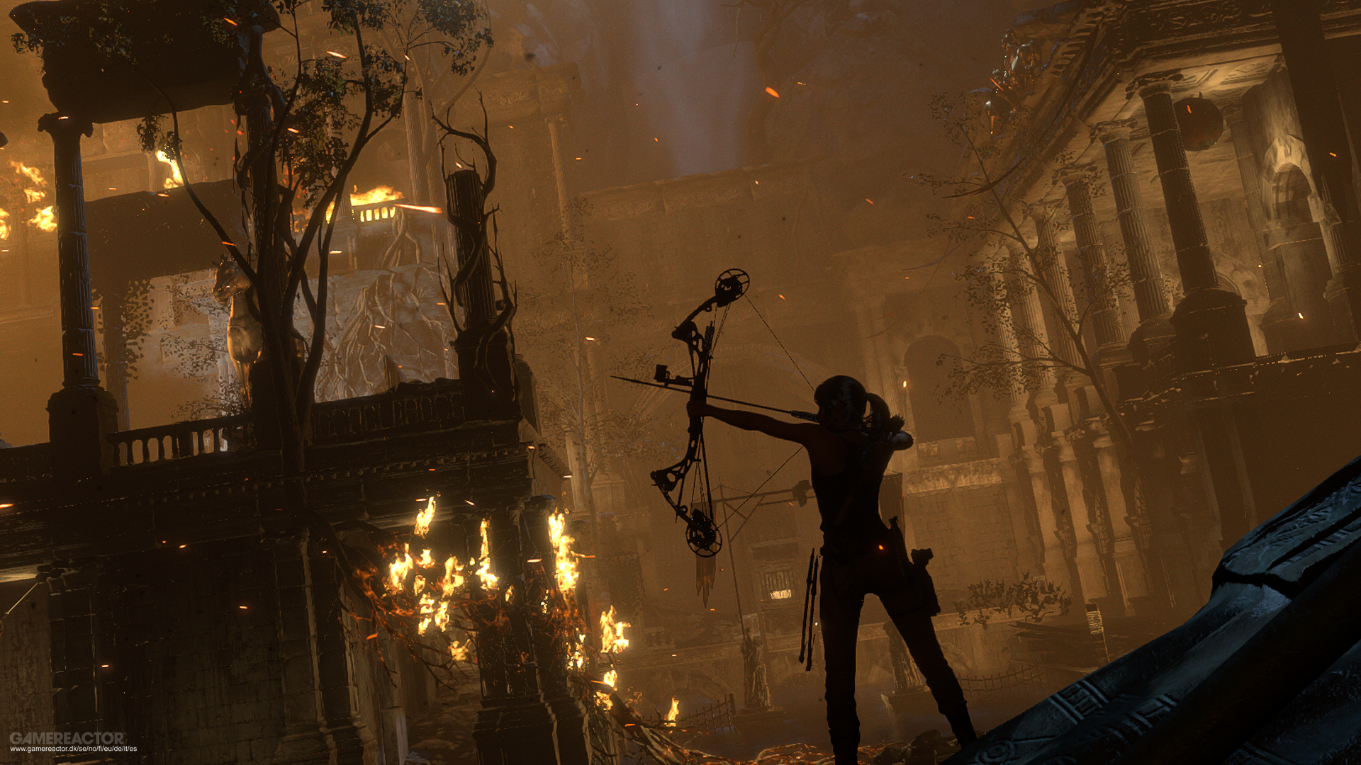 Pictures of Rise of the Tomb Raider: Meagan Marie talks Lara