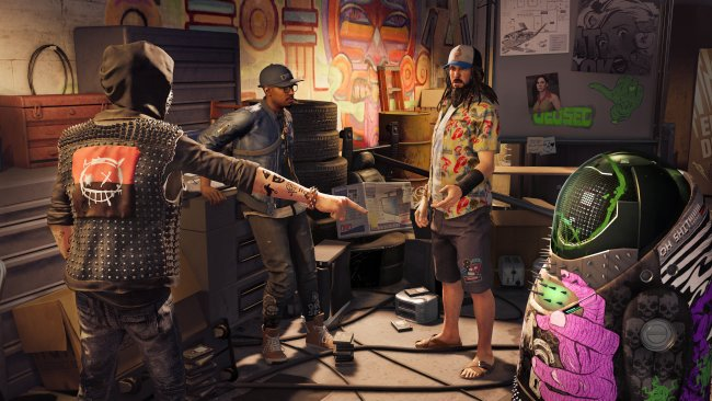 Welcome to DedSec trailer lands for Watch Dogs 2