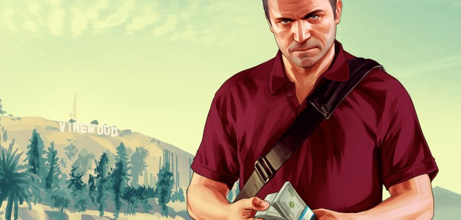 Grand Theft Auto V tops the UK charts for the 13th time