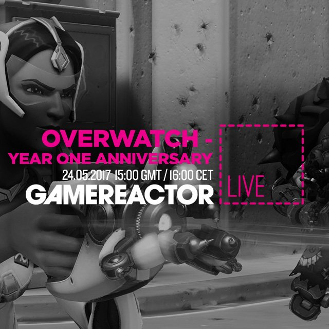 Today on GR Live: Overwatch Game of the Year Edition