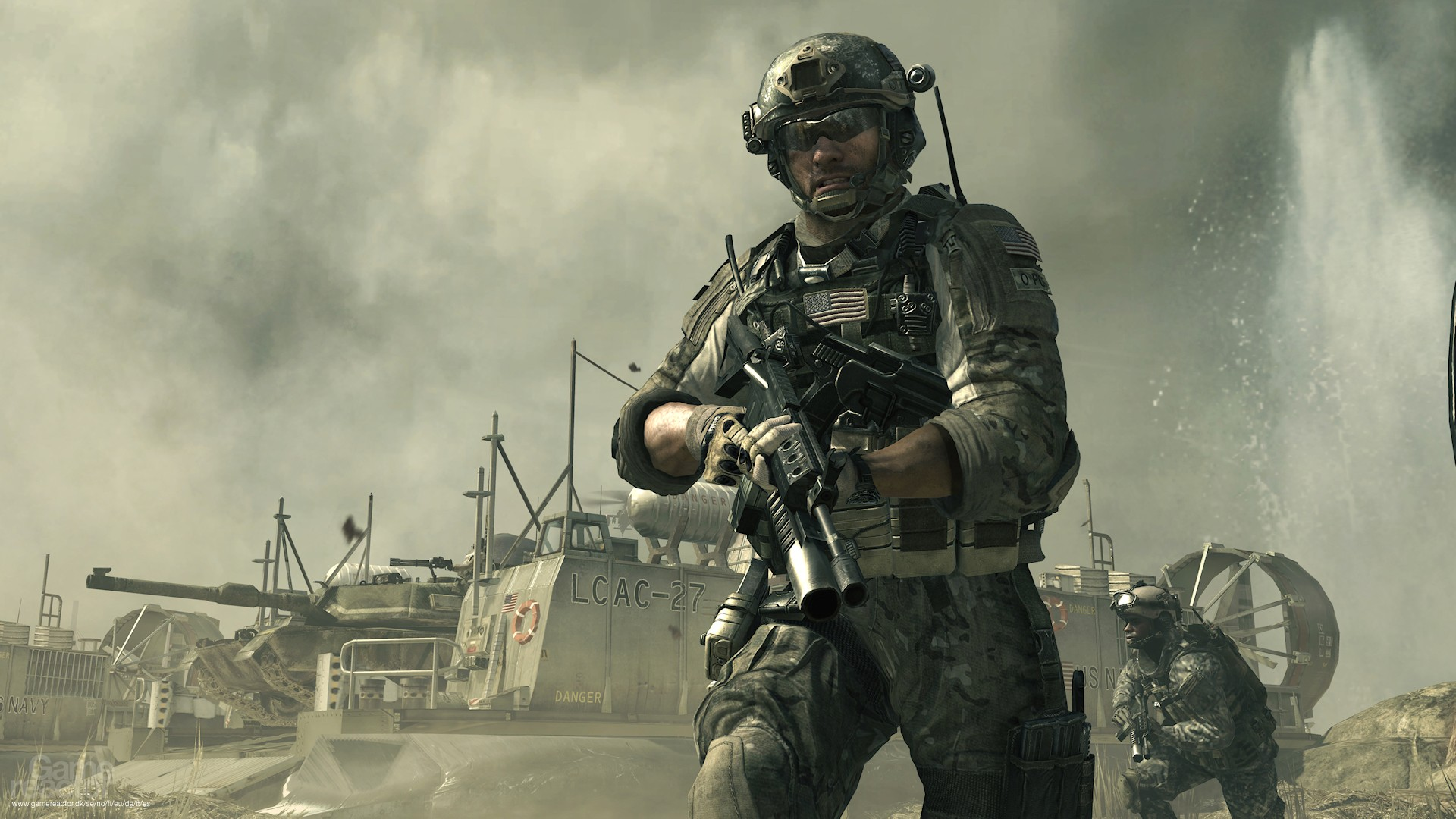 Pictures of Rumour: Call of Duty Modern Warfare 4 has battle royale 1/1