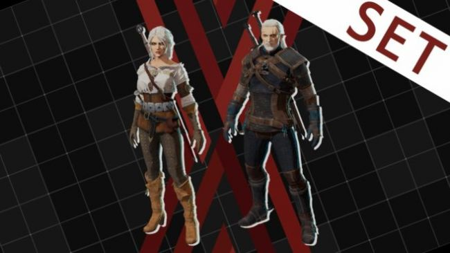 Daemon X Machina gets The Witcher crossover DLC