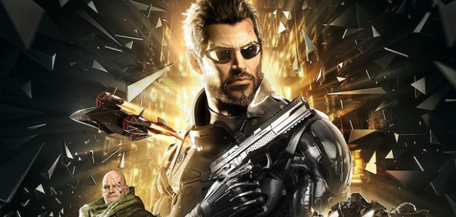 Wait a minute before you redeem the Deus Ex pre-order bonus