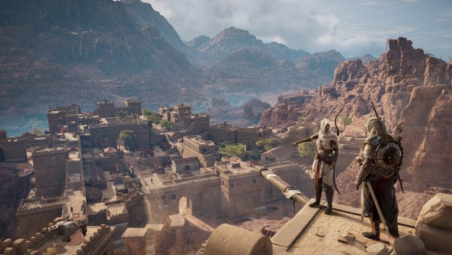 The Hidden Ones join Assassin's Creed Origins next week