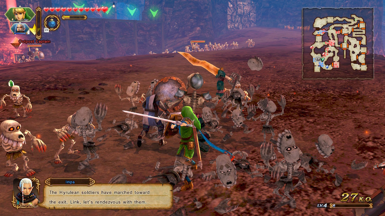 Pictures Of Hyrule Warriors Definitive Edition 6 7