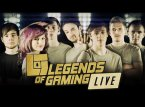 Legends of Gaming condensed into one day show