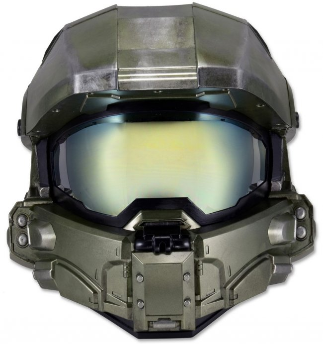 Master Chief Modular Motorcycle Helmet Coming In July Halo