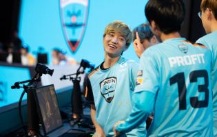 London Spitfire release Birdring, Guard, Nus, and more