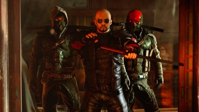 Shadow Warrior 2 patch adds insane difficulty tiers