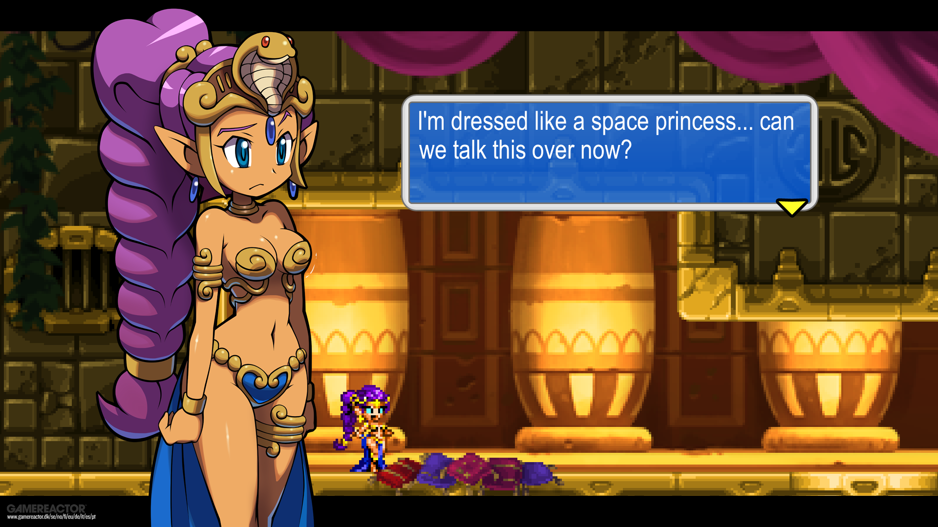 Pictures Of Shantae And The Pirate S Curse 3 18
